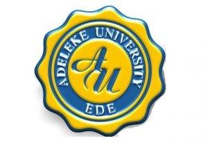 Adeleke University Admission Screening Form