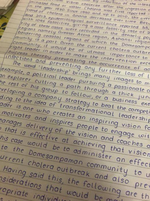 Best Handwriting Ever