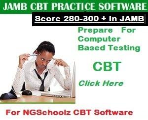 JAMB UTME CBT practice software