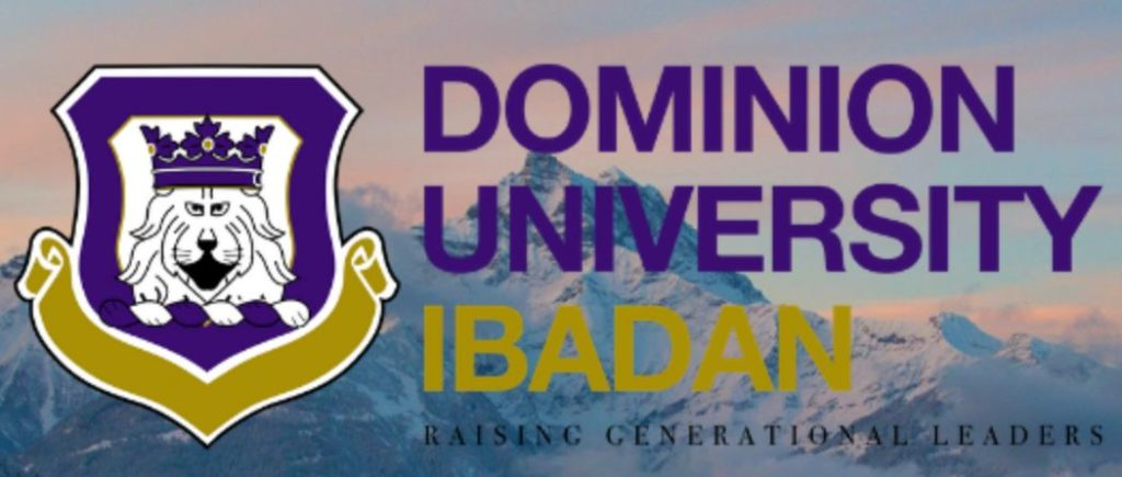 Dominion University Post UTME form