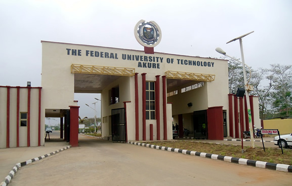 FUTA Vacancy for Bursar