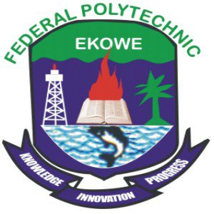Federal Polytechnic Ekowe professional diploma and certificate programmes admission