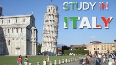 Italian Government Scholarship