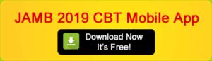JAMB CBT App Practice Questions