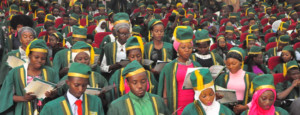 KWASU matriculates 3,500 New students