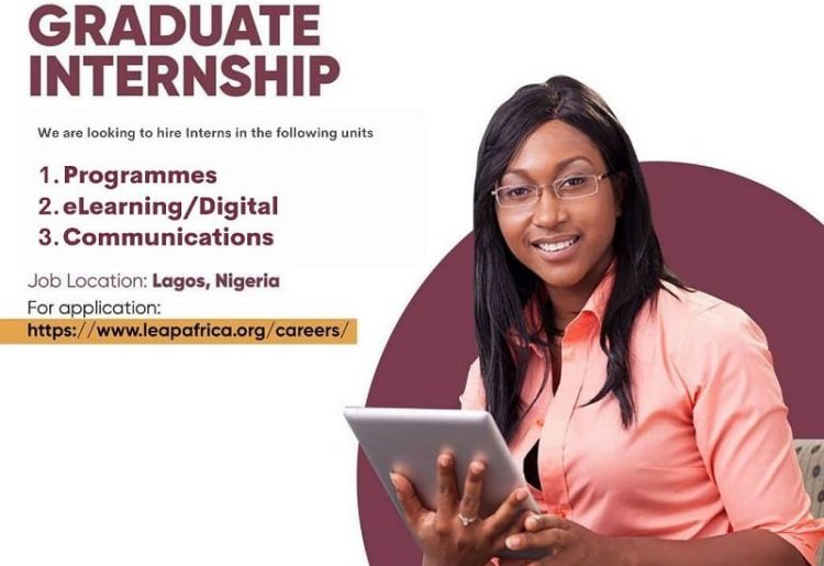 LEAP-Africa-Graduate-Internship-Programme