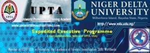 NDU-UPTA Advanced Diploma Admission Form