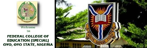 UI – FCE (Special) Oyo Degree Registration Procedure