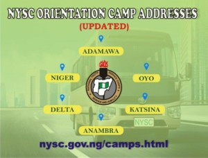 How To Confirm Your NYSC Orientation Camp Address
