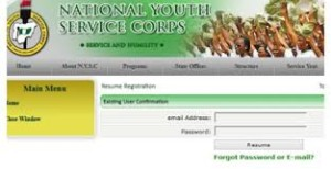 NYSC Redeplyoment Portal