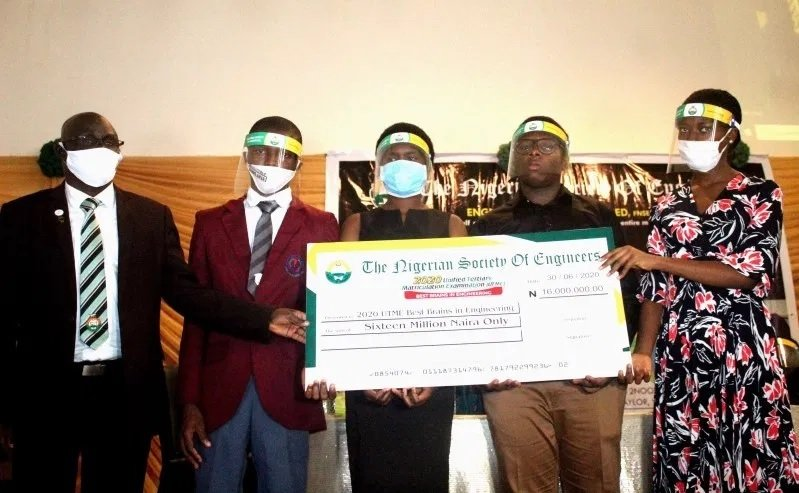 NSE Gives Scholarship to Best UTME Candidates