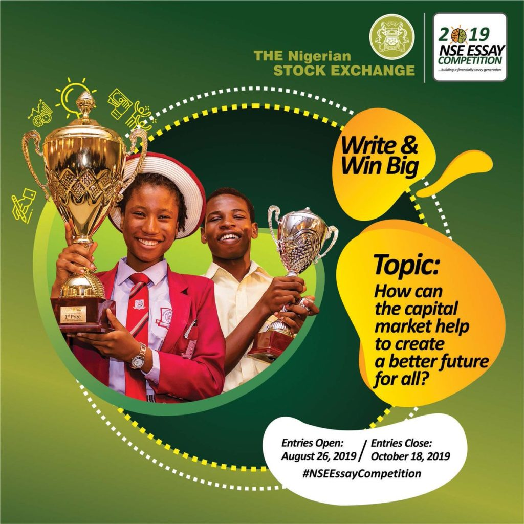 NSE Essay Competition
