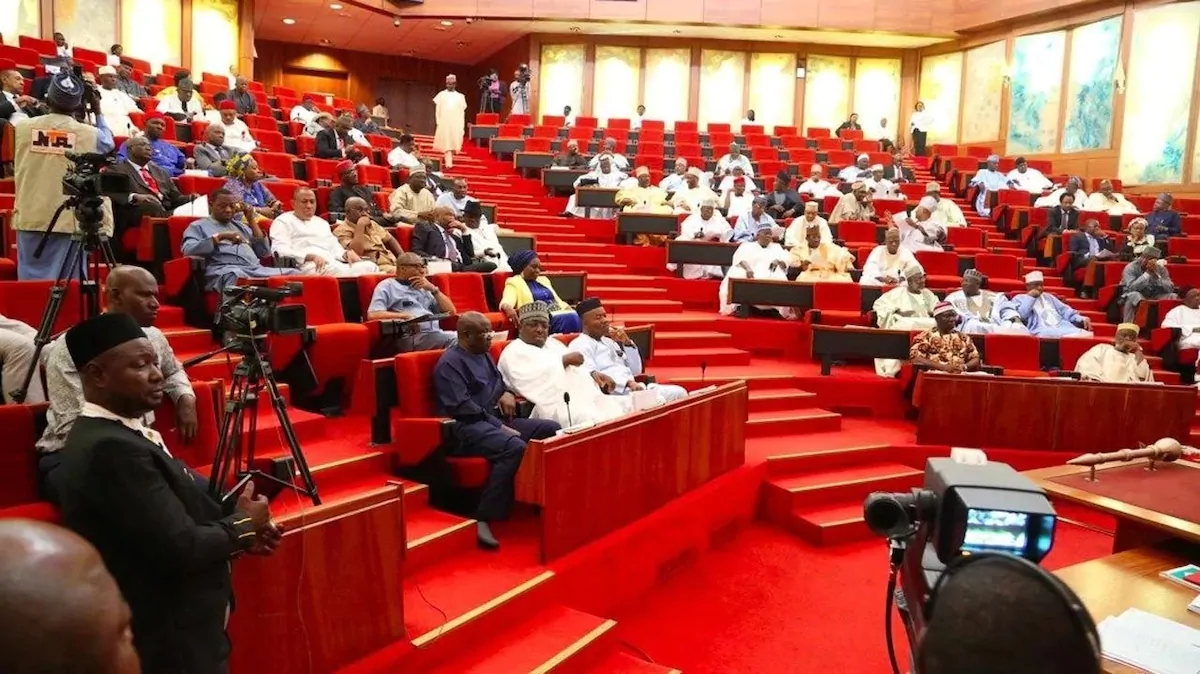 Senators' Salary in Nigeria