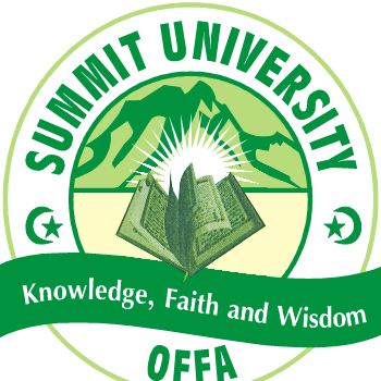 Summit University Post UTME Form