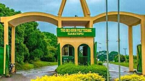 Oke-Ogun Poly Saki Acceptance Fee
