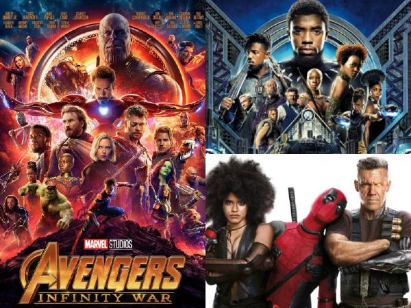 Top 30 Highest grossing film of 2018(Hollywood)