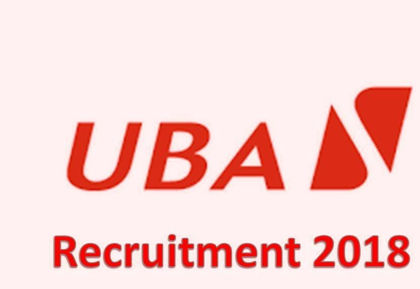 (UBA) Graduate Trainee Recruitment