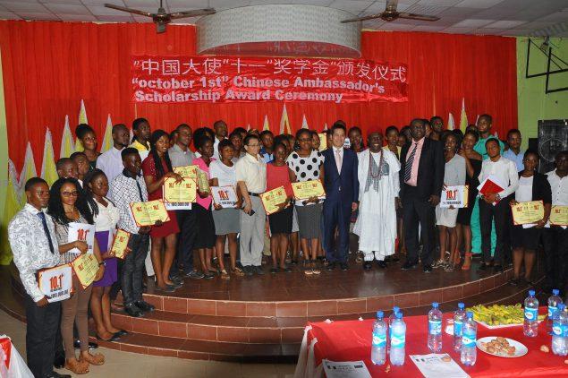 UNIZIK Students Bag Scholarship Awards