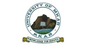 University of Mkar Admission Screening Form
