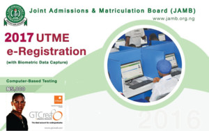 JAMB 2017 UTME Pre-Registration Begins - 1st Step - How To Create Your Profile.