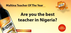 Maltina Teacher Of the Year Competition